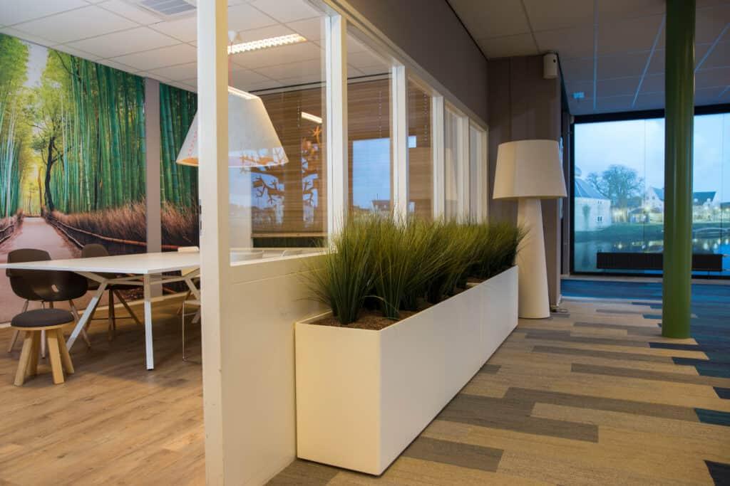 Projectvloeren specialist voor kantoren in Nederland