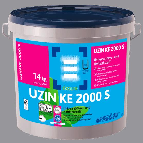 UZIN KE 2000 S Lijm voor PVC vloeren